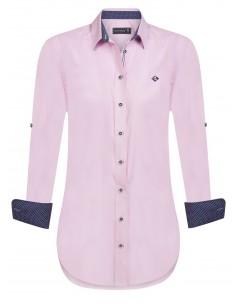 Camisa Sir Raymond Tailor para mujer - color rosa claro