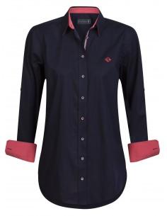 Camisa Sir Raymond Tailor para mujer - color negro