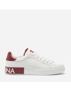 Zapatillas Dolce Gabbana white red