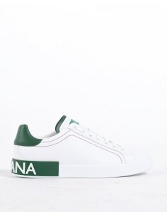 Zapatillas Dolce Gabbana white green