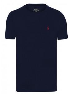 Camiseta icónica small pony marino