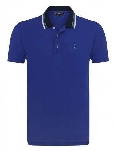 Polo Sir Raymond Tailor SEED para hombre color royal