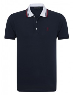 Polo Sir Raymond Tailor SEED para hombre color marino