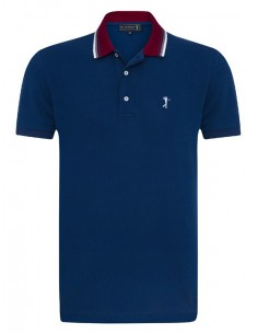 Polo Sir Raymond Tailor SEED para hombre color marine