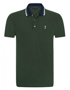 Polo Sir Raymond Tailor SEED para hombre color verde botella
