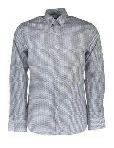 Camisa Guess by Marciano para hombre estampada blanca