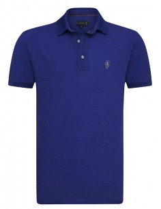 Polo Sir Raymond Tailor para hombre BEND - azul royal