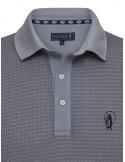 Polo Sir Raymond Tailor para hombre BEND - gris