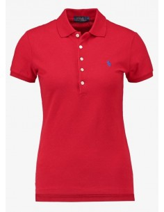 Polo RL small pony red