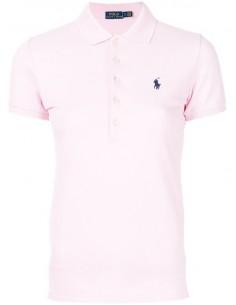 Polo RL small pony para mujer rosa palo