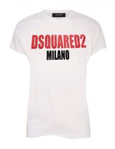 Camiseta dsquared para mujer - Milano