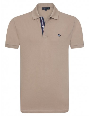 Polo Sir Raymond Tailor para hombre - brown