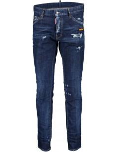 Dsquared jeans para hombre cool guy - black
