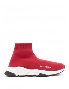 Zapatillas unisex speed runer - red/white