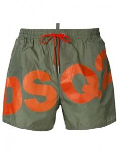 Bañador dsquared DSQ - kaki