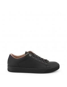 Lanvin zapatillas para hombre - piel negra