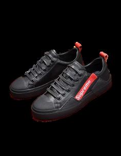 Zapatillas GUCCI x supreme en color negro