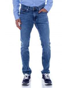 Tommy pantalón vaquero para hombre regular fit