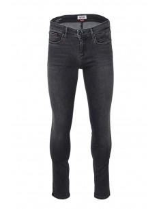 Tommy pantalón vaquero para hombre slim fit black
