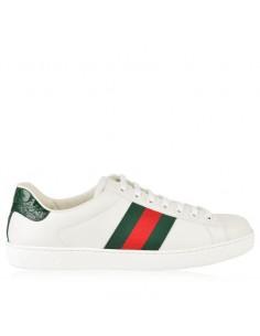 Zapatilla para hombre Gucci ACE - blancas