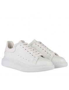 Zapatillas McQueen unisex oversized white/white