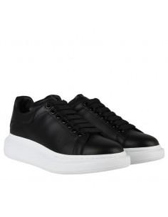 Zapatillas McQueen oversized black/white