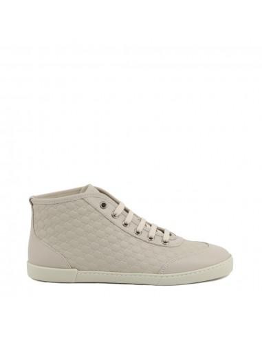 Zapatillas Gucci para mujer de media bota - beige