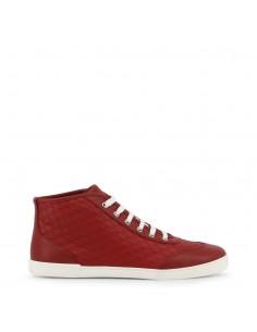 Zapatillas Gucci para mujer de media bota - rojo