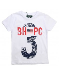 Beverly hills polo club - camiseta niño estampada