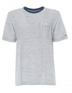 Tommy Hilfiger camiseta para hombre estampada
