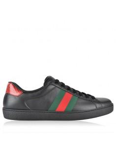 Zapatilla para hombre Gucci ACE - negras