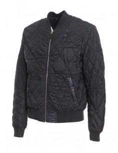 Blauer chaqueta bomber para hombre - navy