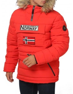 Canguro Geographical Norway Casimodo - red