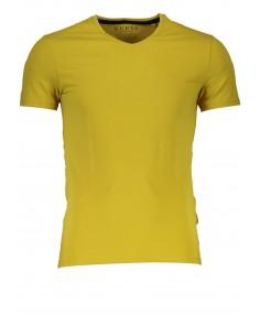 camiseta-guess-para-hombre-amarillo