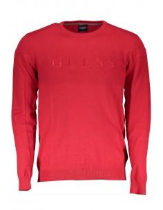 jersey-guess-para-hombre-logo-rojo