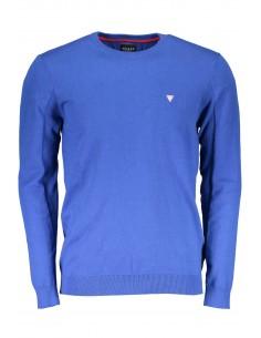 jersey-guess-para-hombre-logo-azul