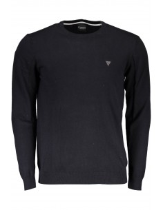 jersey-guess-para-hombre-logo-negro