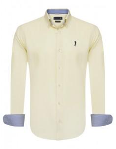 TALLA XL Camisa Sir Raymond Tailor - oxford yellow