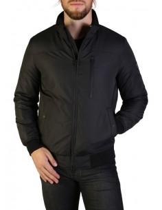 Refrigue chaqueta para hombre tipo bomber - negra