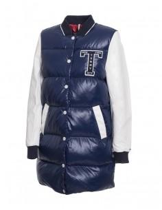 Tommy Hilfiger chaqueta plumón mujer combinado