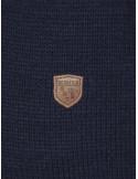 Sir Raymond Tailor jersey para hombre cuello smoking - marino