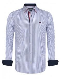 Sir Raymond Tailor camisa hombre blanca diplomática