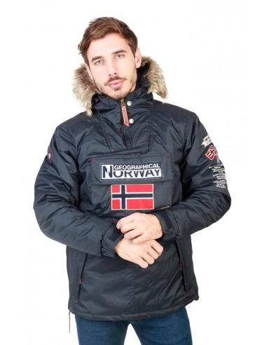 Canguro Geographical Norway Boomerang - navy