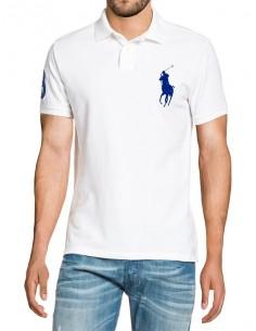 Polo big pony hombre - white/navy