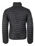 Lacoste chaqueta padded hombre en color negro