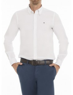 Camisa Tommy Hilfiger Exclusive blanca