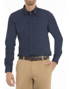 Camisa Tommy Hilfiger Exclusive navy