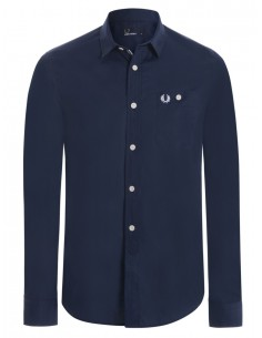 Camisa Fred perry - azul