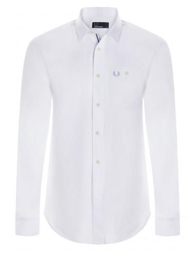 Camisa Fred perry - marino