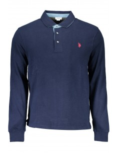 Polo rugby US POLO ASSN para hombre con coderas - navy
